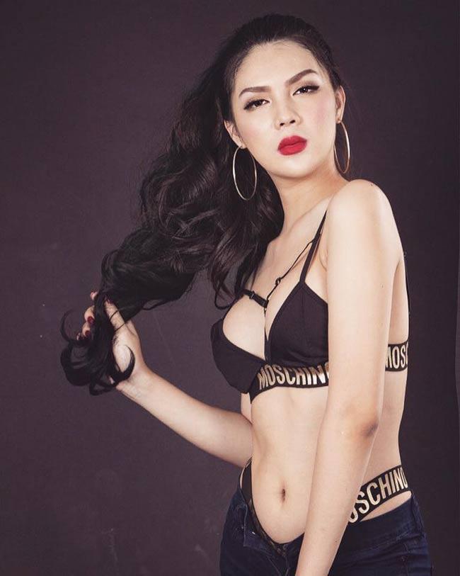 Vẻ đẹp nõn nà của nữ thần chuyển giới đẹp nhất Việt Nam - hình ảnh 16