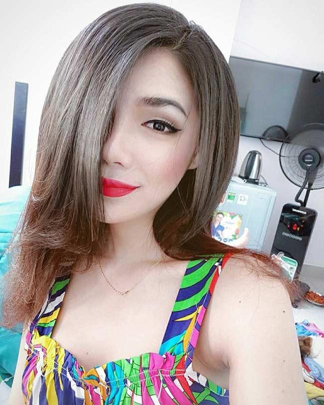 Vẻ đẹp nõn nà của nữ thần chuyển giới đẹp nhất Việt Nam - hình ảnh 18