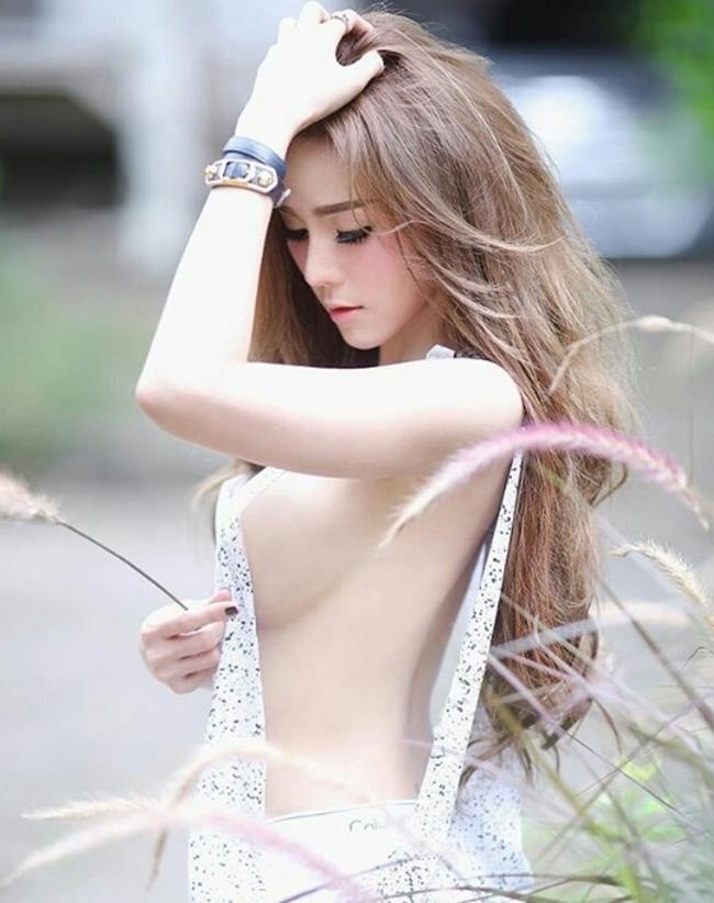 """Con gái Thái đang si mê kiểu áo """"không ai biết mặc để làm gì"""" - hình ảnh 12"""