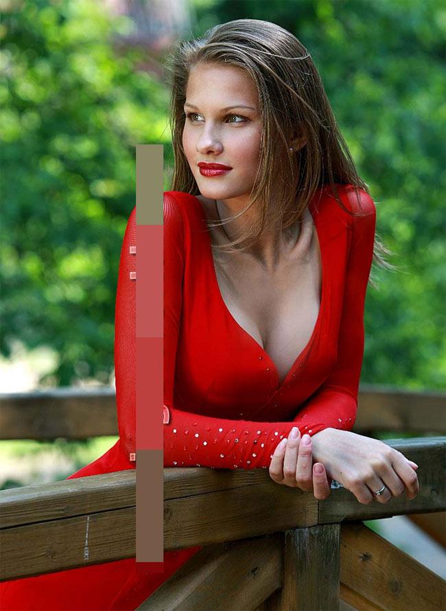 Phụ nữ Ukraine đẹp nhất nhì thế giới, khiến mọi đàn ông ngây dại - hình ảnh 6