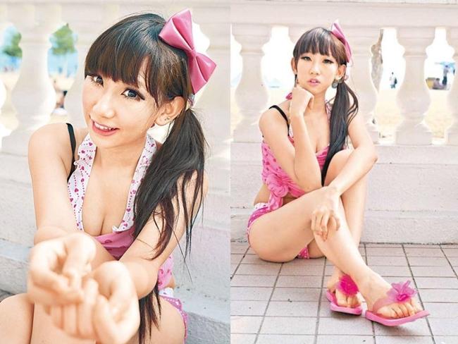 """Nàng mẫu 16 tuổi từng khóc vì mất """"lần đầu tiên"""" với Trần Quán Hy giờ ra sao? - hình ảnh 3"""