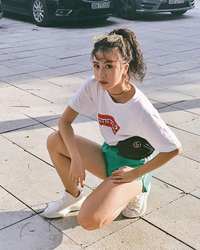 Minh Hằng, Hà Hồ dùng cùng một chiếc túi, ai đẹp hơn ai? - hình ảnh 3