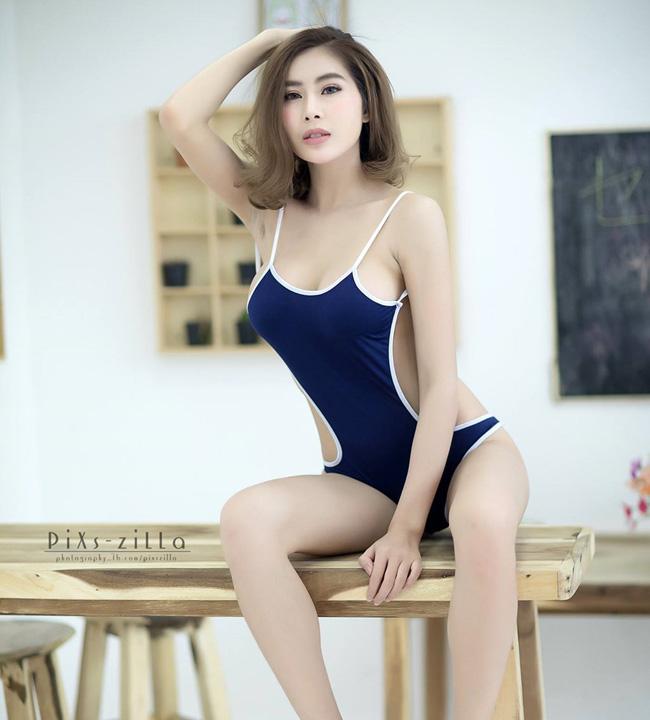 """3 kiểu bikini """"độc dị, phô phang"""" của con gái Nhật, Thái Lan - hình ảnh 8"""