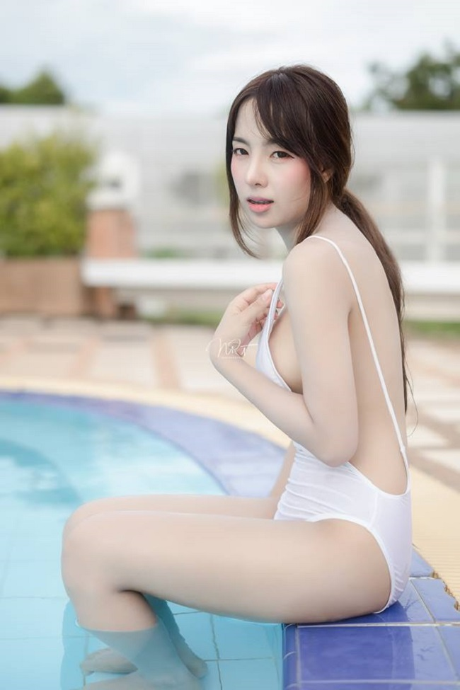 """3 kiểu bikini """"độc dị, phô phang"""" của con gái Nhật, Thái Lan - hình ảnh 14"""