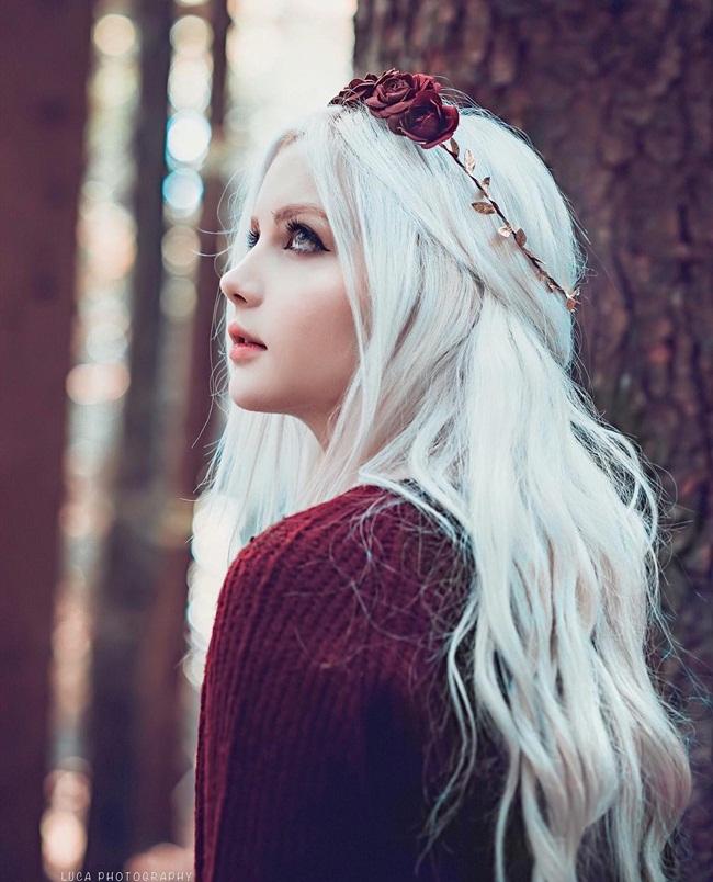 Cô gái lai 18 tuổi sở hữu vẻ đẹp hoàn hảo đến khó tin - hình ảnh 2