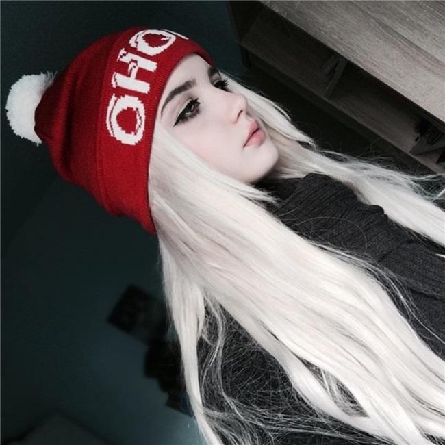 Cô gái lai 18 tuổi sở hữu vẻ đẹp hoàn hảo đến khó tin - hình ảnh 7