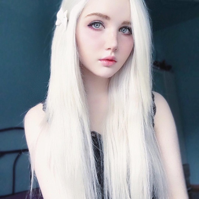 Cô gái lai 18 tuổi sở hữu vẻ đẹp hoàn hảo đến khó tin - hình ảnh 10