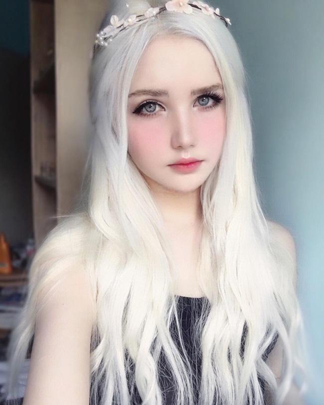 Cô gái lai 18 tuổi sở hữu vẻ đẹp hoàn hảo đến khó tin - hình ảnh 15
