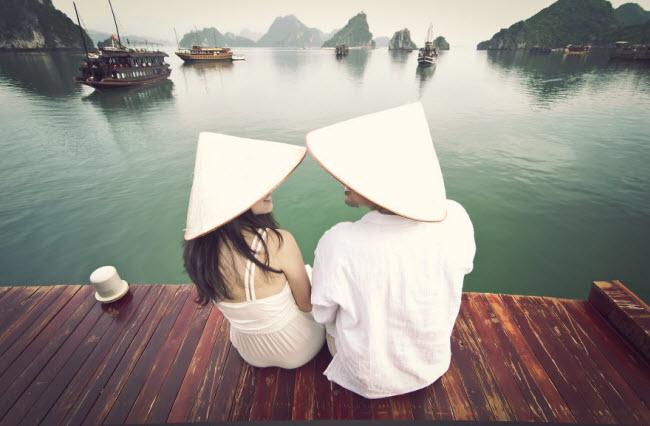 Phát hờn với bộ ảnh siêu cấp đáng yêu của cặp đôi đi khắp thế gian chụp ảnh cưới - hình ảnh 1