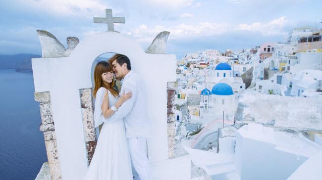Phát hờn với bộ ảnh siêu cấp đáng yêu của cặp đôi đi khắp thế gian chụp ảnh cưới - hình ảnh 3