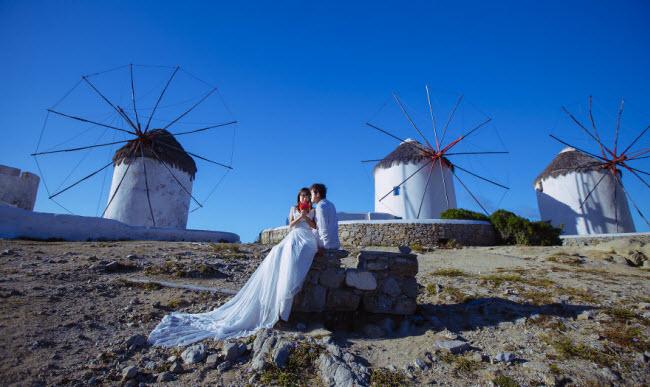 Phát hờn với bộ ảnh siêu cấp đáng yêu của cặp đôi đi khắp thế gian chụp ảnh cưới - hình ảnh 9