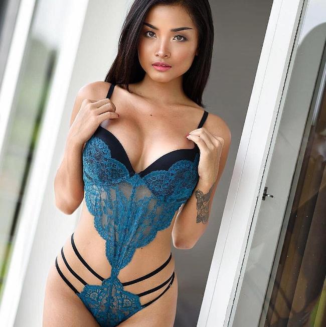 """Chị em Indonesia cứ sexy ngất người thế này, đàn ông châu Á khó lòng """"chạy thoát"""" - hình ảnh 3"""