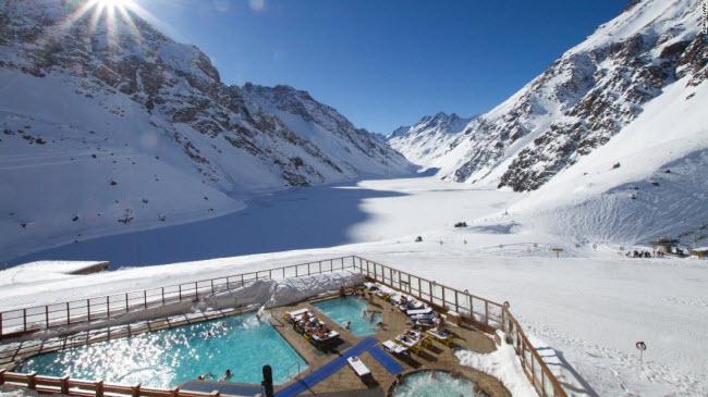 Đã mắt ngắm 17 bể bơi sang chảng nhất hành tinh - hình ảnh 1