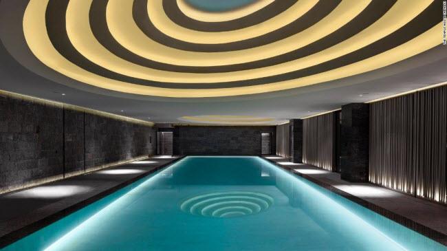 Đã mắt ngắm 17 bể bơi sang chảng nhất hành tinh - hình ảnh 4