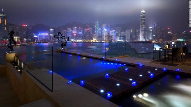 Đã mắt ngắm 17 bể bơi sang chảng nhất hành tinh - hình ảnh 14