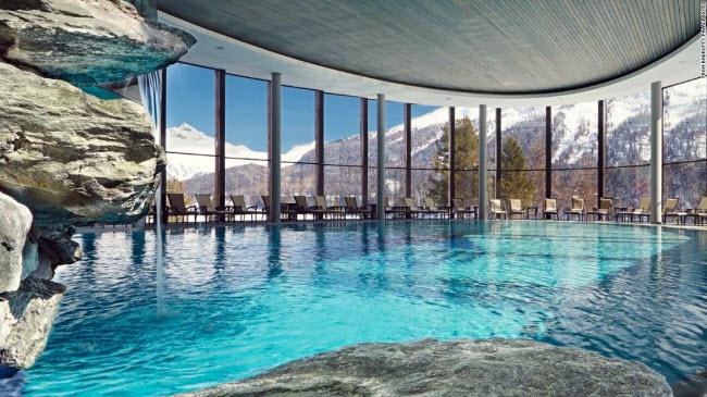 Đã mắt ngắm 17 bể bơi sang chảng nhất hành tinh - hình ảnh 16