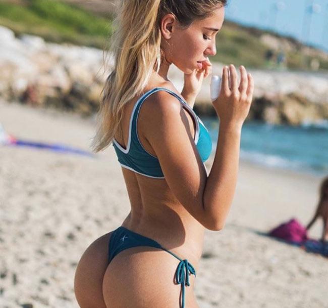 Những cô gái khiến cả bãi biển xôn xao với cơ thể gợi cảm đến ngạt thở - hình ảnh 3