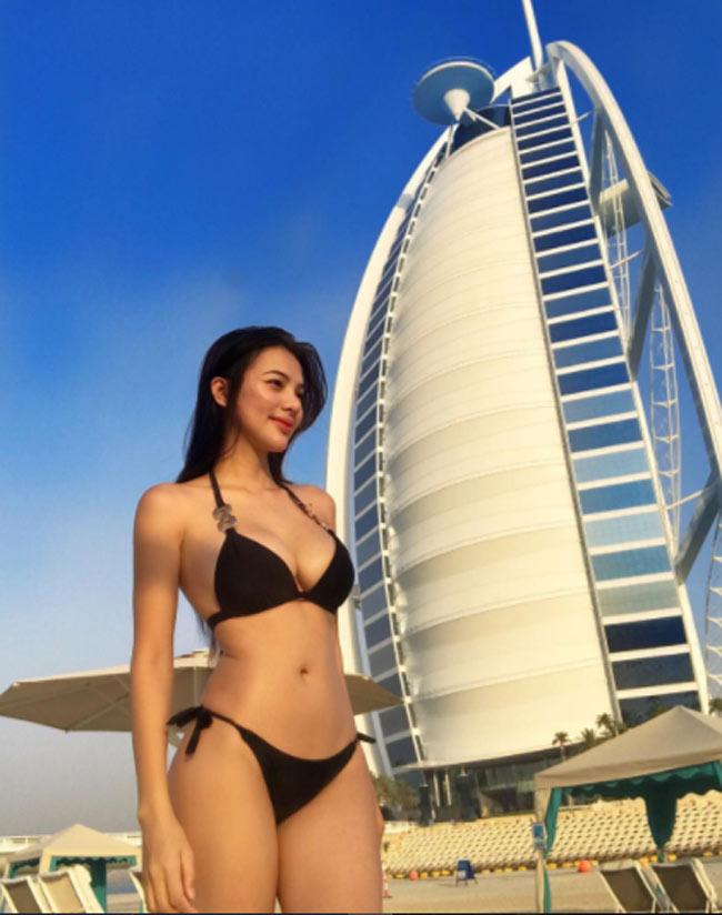 Đây chính là nữ thần sexy mới của đất nước hoa hậu Philippines - hình ảnh 8