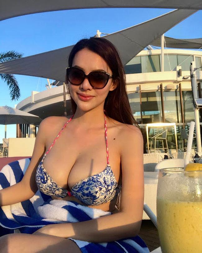 Đây chính là nữ thần sexy mới của đất nước hoa hậu Philippines - hình ảnh 11