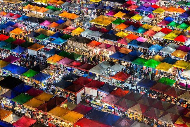 Nhìn lại 21 bức ảnh du lịch đẹp nhất năm 2017 - hình ảnh 9