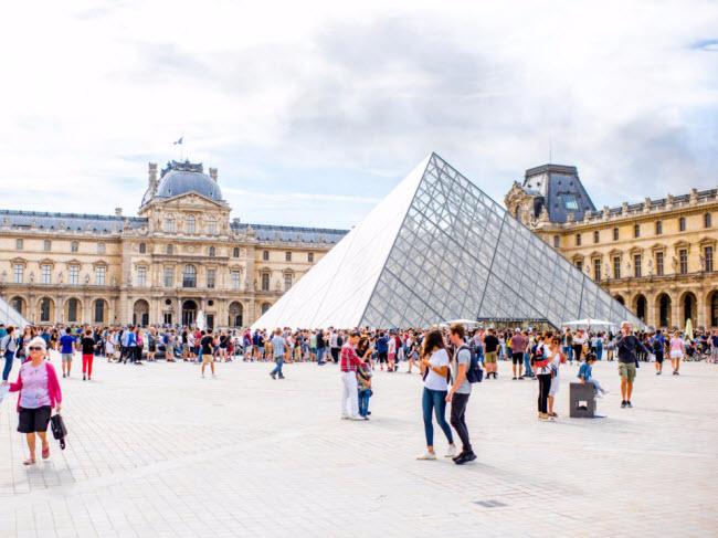 """20 điểm du lịch đông đúc nhất thế giới """"đuổi"""" không hết khách - hình ảnh 5"""