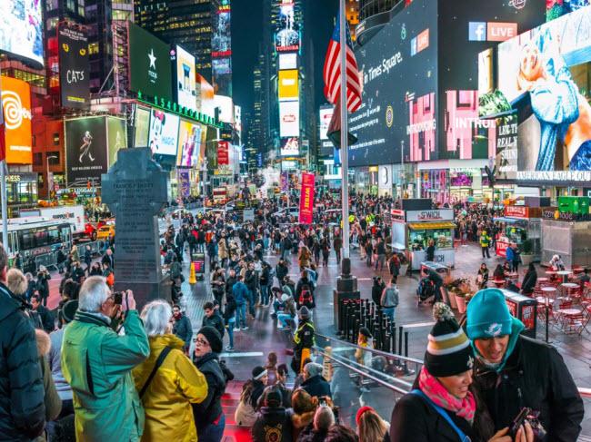 """20 điểm du lịch đông đúc nhất thế giới """"đuổi"""" không hết khách - hình ảnh 7"""
