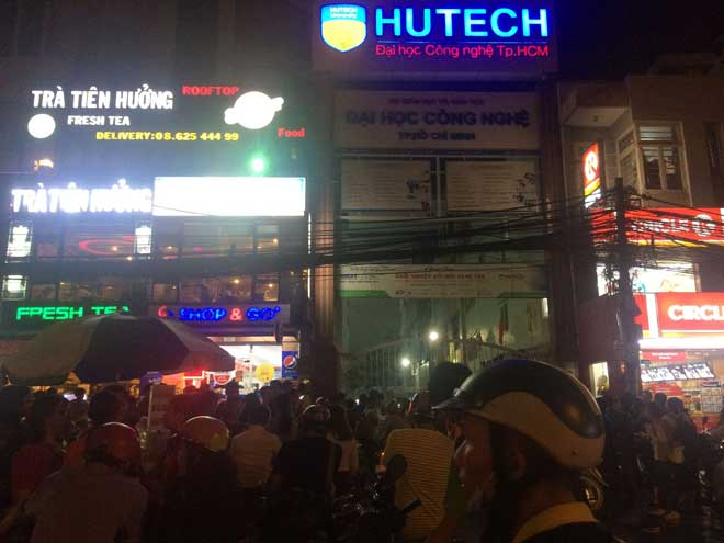 Nam sinh viên chết bí ẩn trong trường đại học ở Sài Gòn - hình ảnh 1