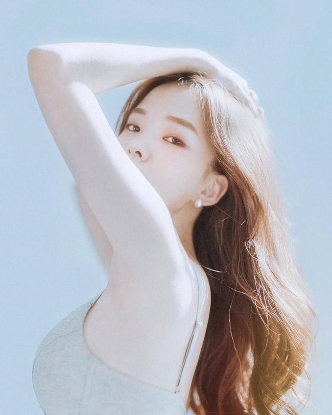 """""""Thiên thần nội y"""" xứ Hàn khiến trai trẻ đổ xô theo dõi Instagram - hình ảnh 23"""