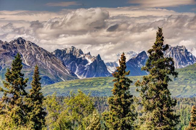 19 bức ảnh minh chứng Alaska là nơi đẹp nhất Trái đất - hình ảnh 2