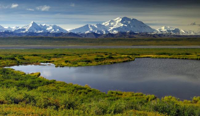 19 bức ảnh minh chứng Alaska là nơi đẹp nhất Trái đất - hình ảnh 3