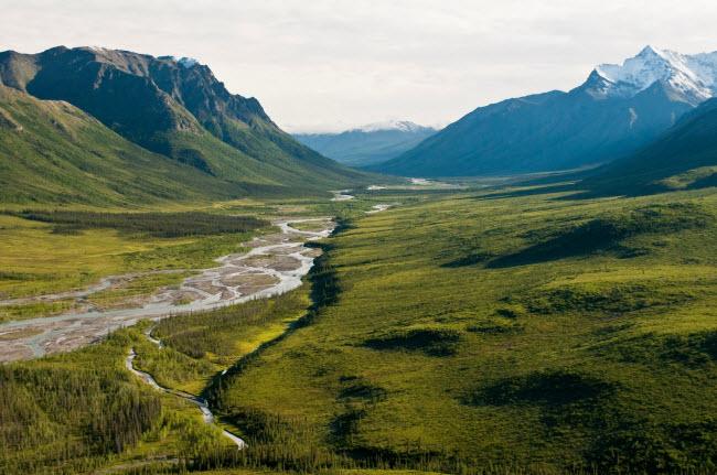 19 bức ảnh minh chứng Alaska là nơi đẹp nhất Trái đất - hình ảnh 12