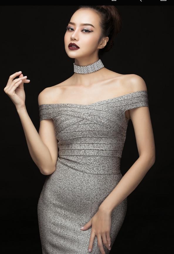 Hậu dao kéo, hoa hậu Việt này ngày càng tự tin khoe vòng 1 nóng bỏng - hình ảnh 3