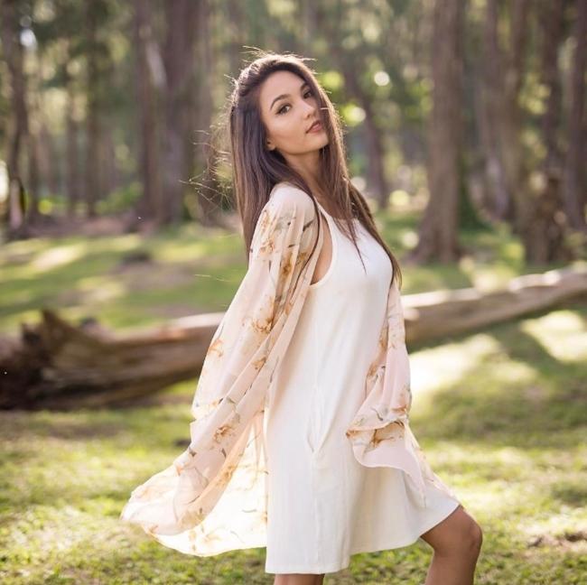 Người mẫu gốc Trung xinh hơn hoa hậu thích xăm mình chỗ hiểm - hình ảnh 13