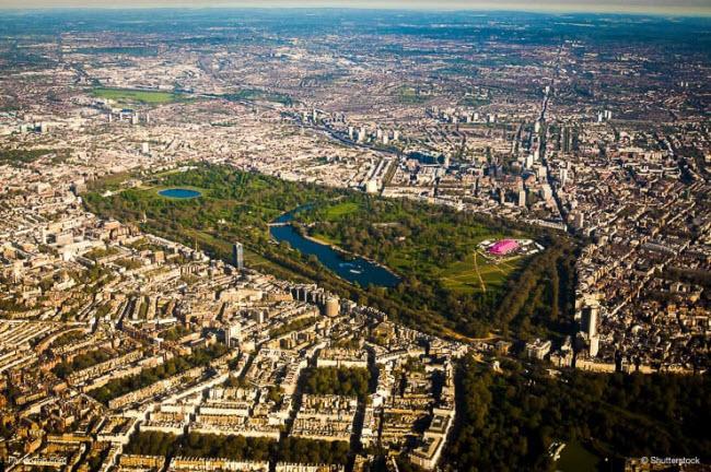 """17 công viên đẹp """"xuất thần"""" giữa lòng các thành phố lớn - hình ảnh 2"""