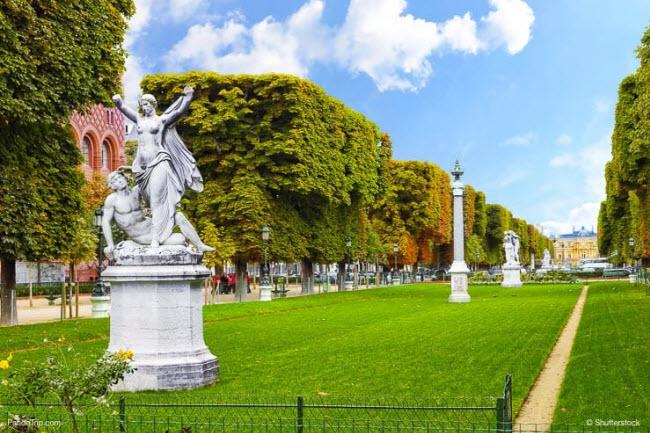 """17 công viên đẹp """"xuất thần"""" giữa lòng các thành phố lớn - hình ảnh 3"""
