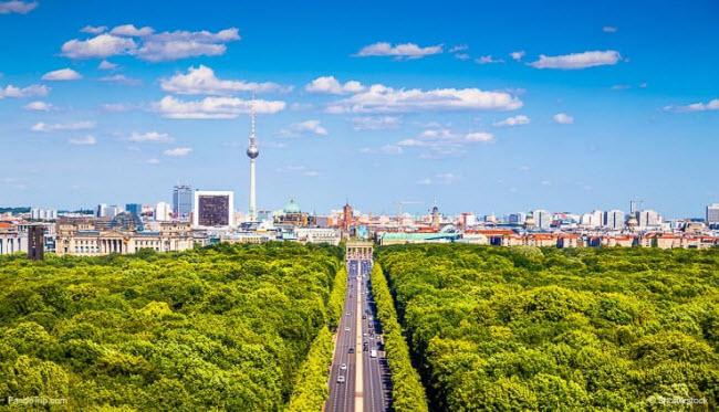 """17 công viên đẹp """"xuất thần"""" giữa lòng các thành phố lớn - hình ảnh 7"""