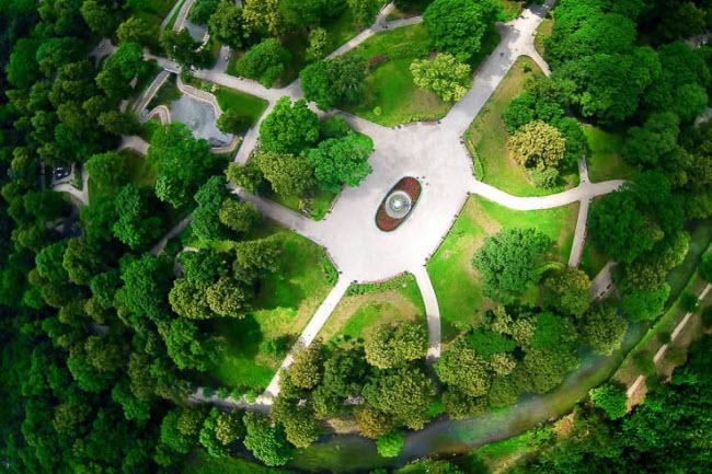 """17 công viên đẹp """"xuất thần"""" giữa lòng các thành phố lớn - hình ảnh 15"""