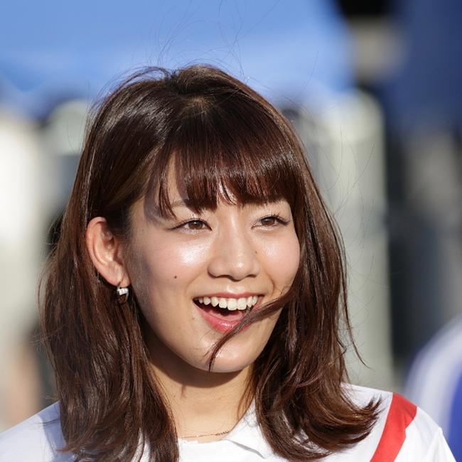 Vòng eo 56 của mẫu nội y Nhật Bản khiến bao anh xin chết - hình ảnh 5