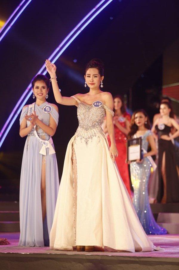 Chân dung mỹ nhân Sài Gòn là Hoa hậu Đại Dương 2017 - hình ảnh 2