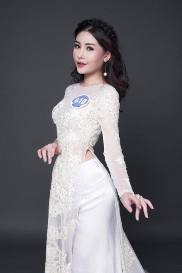 Chân dung mỹ nhân Sài Gòn là Hoa hậu Đại Dương 2017 - hình ảnh 5