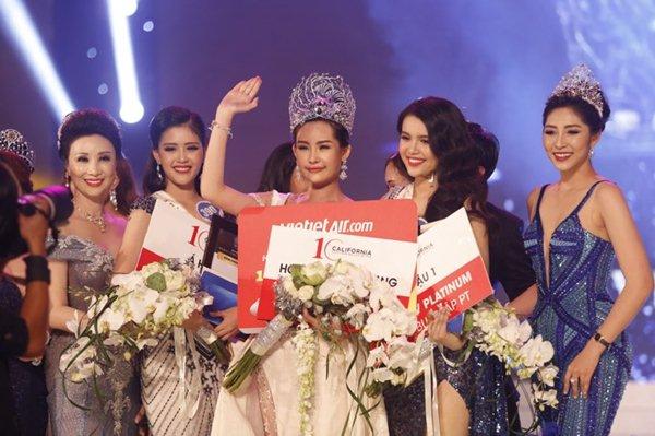 Chân dung mỹ nhân Sài Gòn là Hoa hậu Đại Dương 2017 - hình ảnh 1