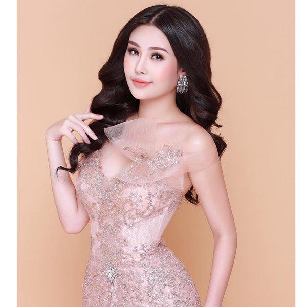 Chân dung mỹ nhân Sài Gòn là Hoa hậu Đại Dương 2017 - hình ảnh 6