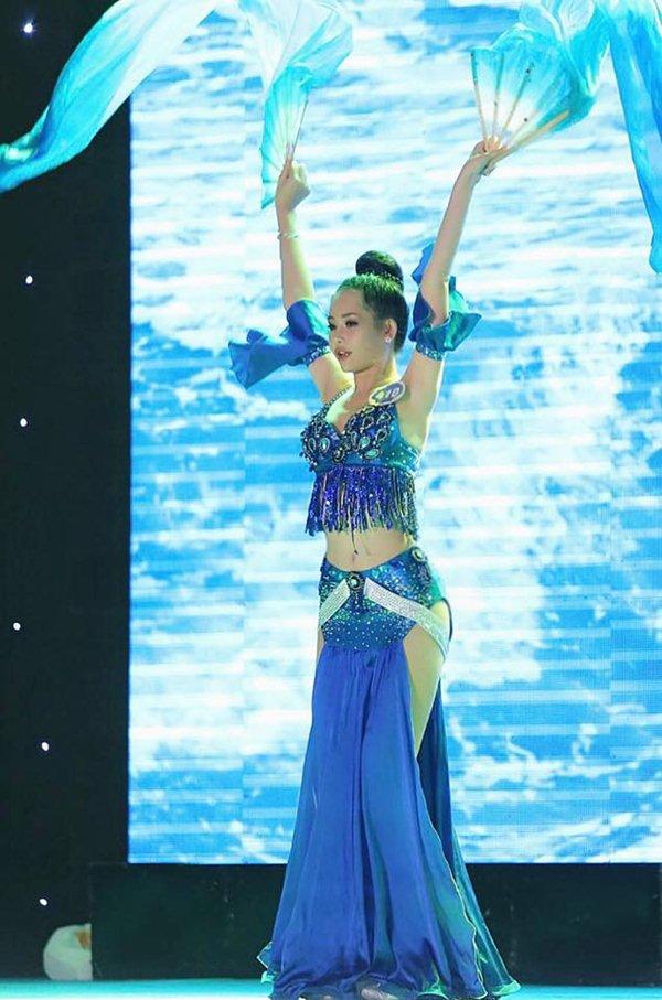 Chân dung mỹ nhân Sài Gòn là Hoa hậu Đại Dương 2017 - hình ảnh 7