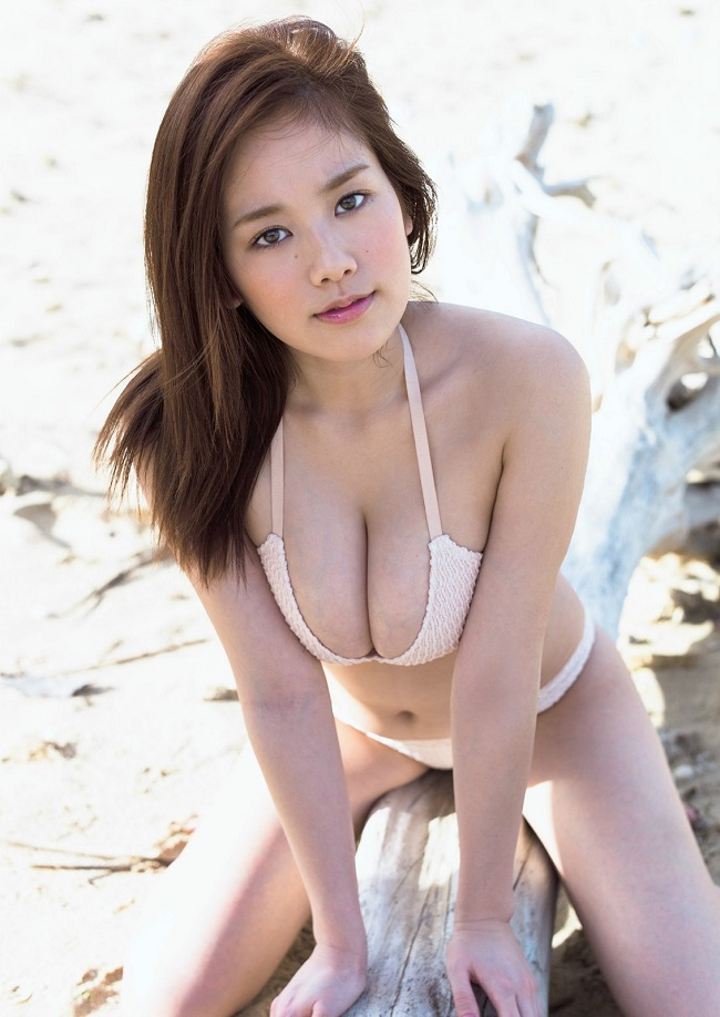 """Mẫu Nhật trẻ tuổi nhưng đã quá nóng bỏng khiến anh em muốn """"bắt làm vợ"""" - hình ảnh 14"""