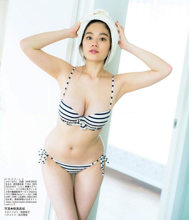 """Mẫu Nhật trẻ tuổi nhưng đã quá nóng bỏng khiến anh em muốn """"bắt làm vợ"""" - hình ảnh 17"""
