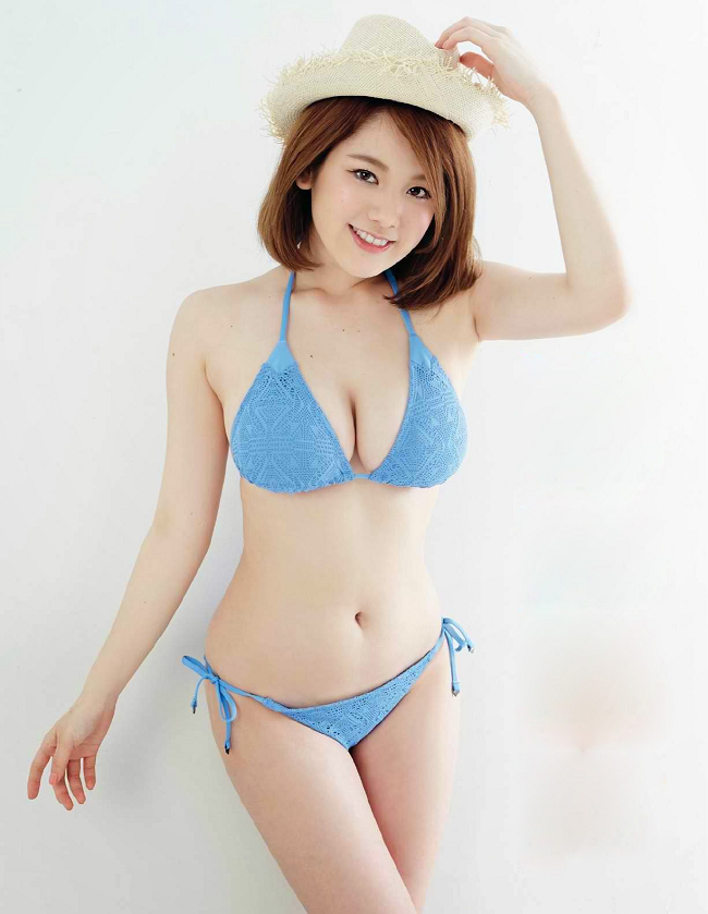 """Mẫu Nhật trẻ tuổi nhưng đã quá nóng bỏng khiến anh em muốn """"bắt làm vợ"""" - hình ảnh 18"""
