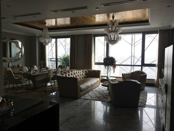 Nội thất xa xỉ trong căn hộ triệu đô tại trung tâm Hà Nội của thành viên nhóm Big Bang - hình ảnh 4