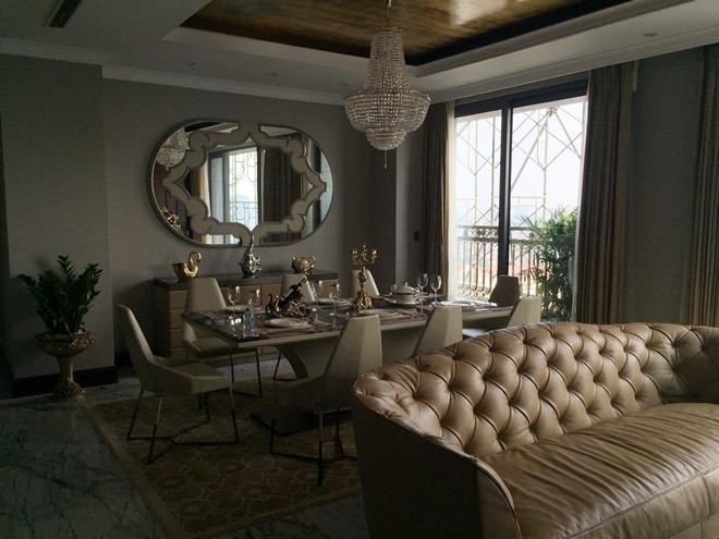 Nội thất xa xỉ trong căn hộ triệu đô tại trung tâm Hà Nội của thành viên nhóm Big Bang - hình ảnh 5