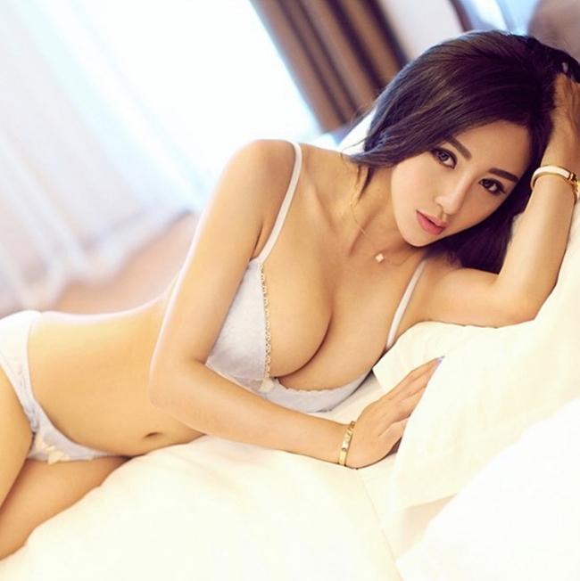 Kiều nữ phồn thực xứ Trung khổ sở vì chọn nhầm áo quá chật - hình ảnh 17