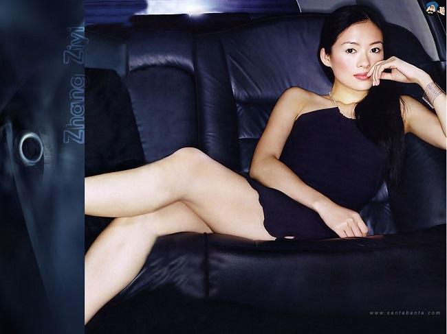 """Những bóng hồng từng """"lên giường"""" với ông hoàng cảnh nóng Lương Triều Vỹ - hình ảnh 19"""